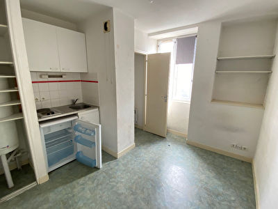 Appartement Angers 1 pièce(s) 12 m2
