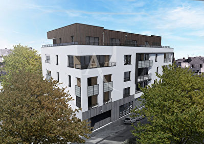 Programme neuf Angers appartement T2   42.66m² Pinel